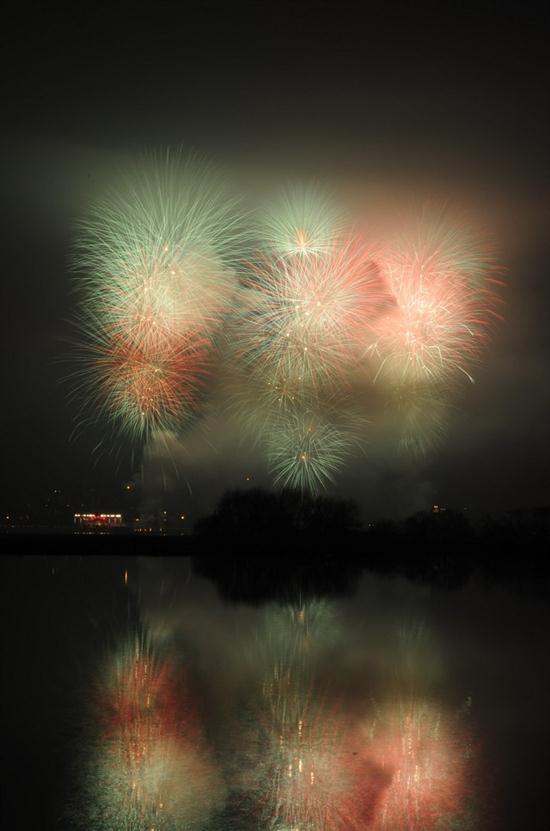 2011年马尾元宵烟花