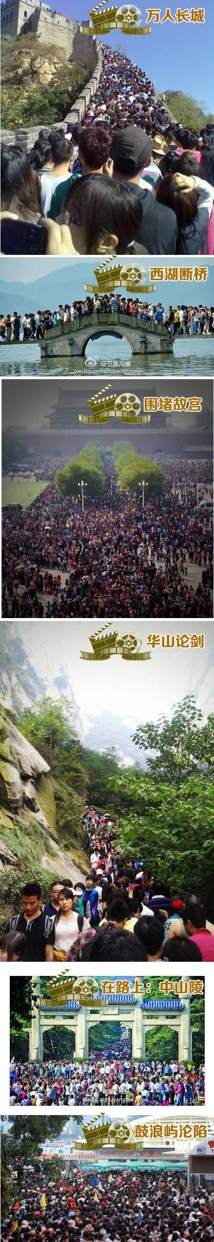 2012国庆黄金周